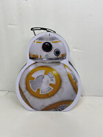 Star Wars BB-8 Shaped Collectible Tin Tote Lunch Box - 99670