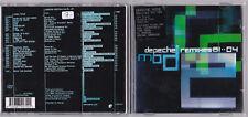 DEPECHE MODE -Remixes 81>04- CD