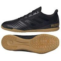 Indoor shoes adidas Predator 19.4 In Sala M F35633 black