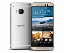 HTC One M9 - 32GB - Gold on Silver (T-Mobile) Smartphone