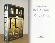 Reginald Hill - The Death of Dalziel - Signed - 1st/1st