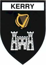 County KERRY Irish Logo Embroidered Patch / Badge - Ireland