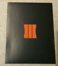 Call of Duty Black Ops III Steelbook Edition specialist bonus trading cards