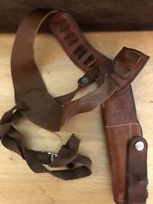 Bianchi X15 S Leather Shoulder Holster