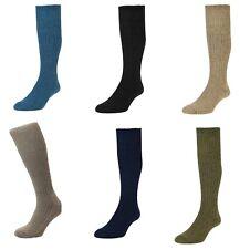HJ Hall Commando Boot Socks, wool rich, fishing, army no pattern 6-13 HJ3000 lot