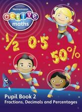 Heinemann Active Maths - Exploring Number - Second Level Pupil Book 2 - Fraction