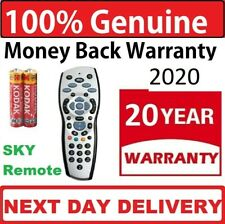 SKY+PLUS HD REV 9 TV REPLACEMENT Remote +FREE Delivery 2019 100% New