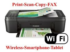 NEW Canon MX492(2922) WIreless Printer-Copy/Scan-Fax-IPhone Print+Setup CD
