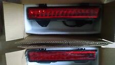 CADILLAC STS 05-11 CTS 08-13 REAR FOG LIGHTS LAMPS SET PAIR NEW OEM