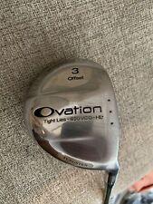 Adamsgolf Ovation Tight Lies 630 Vcg-Hl 3 Wood Offset Tungsten Aldila 65g Club