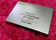 ROLAND SC8820 SC 8820 Sound Canvas Sound Module Worldwide International Shipping