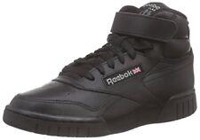Reebok Ex-o-fit Hi Scarpe da ginnastica Unisex adulto Nero (int-black) 34 EU