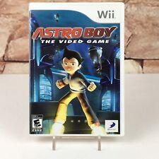 Astro Boy: The Video Game (Nintendo Wii) No Manual - A10