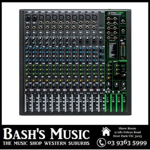 Mackie PROFX16v3 Pro Effects 16 Channel Mixer