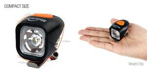 Bike Light Kit - Super small liteweight 1200L LED RECHARGEABLE MAGICSHINE MJ-900