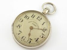 Antique Siro Lever Swiss Mechanical Pocket Watch (Missing Back) LAYBY