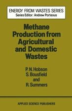 Methane Production from Agricultural and Domestic Wastes (2011, Paperback)