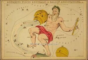 Star Sign Astrology Poster Libra Taurus Aries Gemini Virgo Pisces Taurus Scorpio