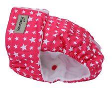 Glenndarcy Female Dog Season Heat Nappy Diaper Pants I XS Starry Pink