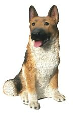 More details for castagna german shepherd dog sculpture figurine approx. size 15 inches 38 cm.