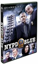 NYPD BLUE Complete Seventh SEASON 7 Seven DVD Set Series TV Show Dennis Franz R1
