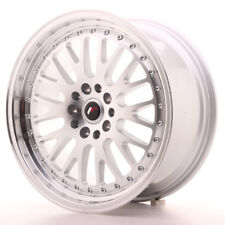 """Un Cerchio in Lega 120 Nero Lucid Japan Racing JR21 18/""""  x 9.5/"""" ET35 5 x 100"""