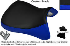 BLACK R BLUE CUSTOM FOR YAMAHA XT 1200 Z SUPER TENERE 10-14 FRONT LOW SEAT COVER