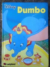 Retro Ladybird DISNEY Book LARGE SIZE - Dumbo 1991 RARE Hardback 1st Edition