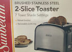 NEW Sunbeam® 2-Slice Wide-Slot Toaster, Brushed Stainless Steel photo