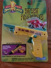 Mighty Morphin Power Rangers Hot Shot Power Cycles from 1994/ Red Ranger, Jason