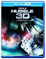 IMAX : HUBBLE in 3-D   -  Blu Ray & 3D BLU RAY  - Sealed Region free