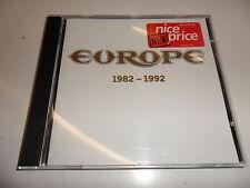 CD    Europe - 1982-1992