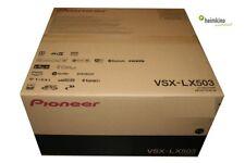 Pioneer VSX-LX503 AV-Receiver Verstärker 4k HDCP2.2 eARC BT.2020 (Silber)
