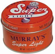 Murray's Super Light Hair Dressing Pomade 3oz