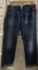 J. Crew Factory Field Wash Straight Leg Boyfriend Jeans Size 27