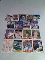*****Mike Krukow*****  Lot of 50 cards.....37 DIFFERENT