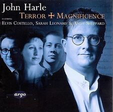 Terror and Magnificence by John Harle (NEW CD, Oct-1996, PolyGram)