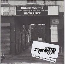 "Arctic Monkeys - When The Sun Goes Down - 7"" EU Vinyl 45 - New & Shrinkwrapped"