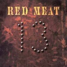 ~NEW~13 by Red Meat (CD, Aug-1998, Ranchero) ~DAVE ALVIN PROD! FREE 1ST CLASS~