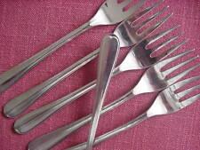 WMF Nuremberg Cromargan 6 Piece Kitchen Fork 16 CM