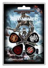 Amon Amarth Jomsviking Guitar Pick 5 Pack Plectrum Picks Set Metal Band Merch