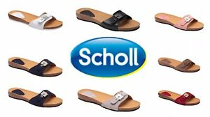 Scholl Bahama 2.0 Soft Bioprint insole mule sandals Was £49.99 Now £39.99