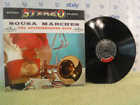 Deutschmeister Band, Sousa Marches, Westminster Records WST 15045, Classical