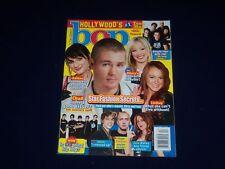 2004 DECEMBER BOP MAGAZINE - CHAD MICHAEL MURRAY & LINDSAY LOHAN COVER - SP 4943