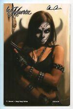 La Muerta Descent #1 Bang! Bang! Photo Variant Mike Greenawalt Cover Signed /200