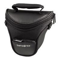 Samsonite Kameratasche Videotasche, Adria 90 Colt schwarz, 103881