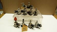 PRE OWNED 10PC RC/CL PLANE ENGINE MOTORS AS IS BOX5-N