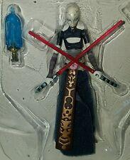 "Star Wars ASAJJ VENTRESS 3.75"" Action Figure CW15 The Clone Wars No 15"