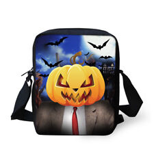 Small Messenger Shoulder Bag Casual Cross Body Sling Purse Halloween Gifts