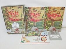 MSX MIGHT AND MAGIC Book One 1 Msx2 3.5 2DD Japan Game 23221 msx